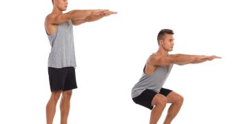 Lower Back Pain From Squats: Why this Happens and How to Avoid it