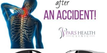 Whiplash treatment after an Auto accident
